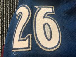 2009-2010Stastny26Left Arm Numbers