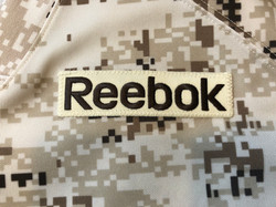 2012-2013ElliottReebok Patch