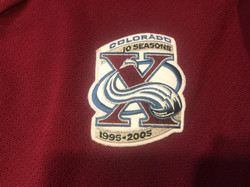 2005-2006Hinote1310 Year Patch