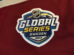 2017-2018Comeau14Global Series Patch
