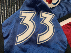 1999-2000Roy33Left Arm Numbers