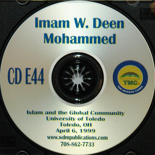 Islam and the Global Community