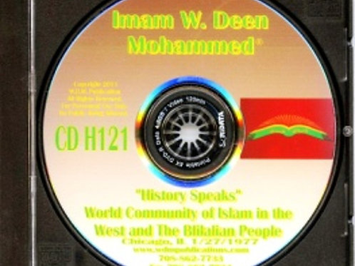 World Community of Islam In The West and The Bilalian People