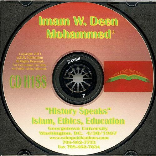 Islam, Ethics, Education