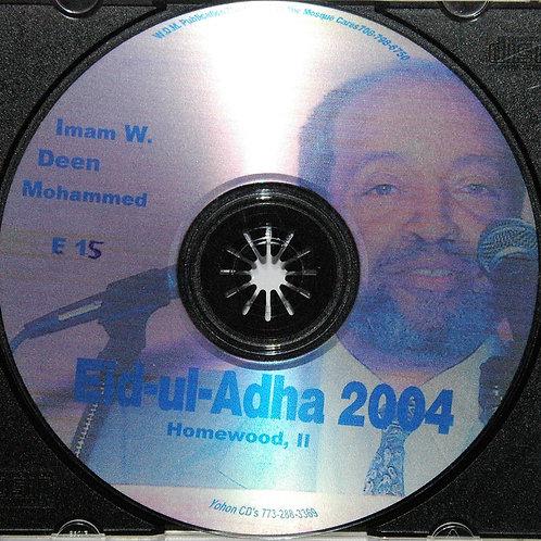 Eidul-Adha 2004