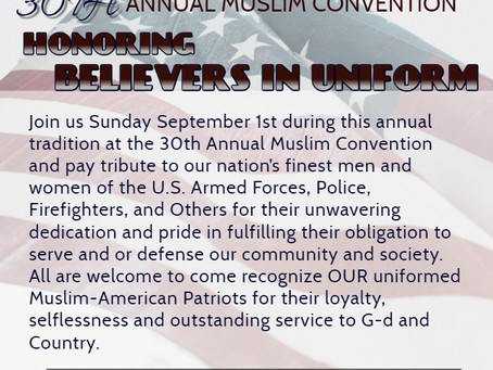 Honoring Believers In Uniform