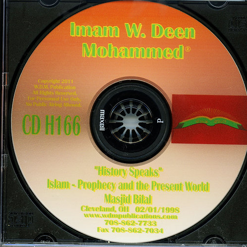 Islam: Prophecy & the Present World