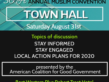 Civic Engagement TownHall