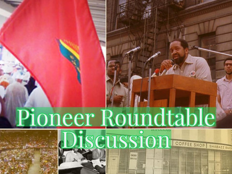 Pioneer Round-table Discussion