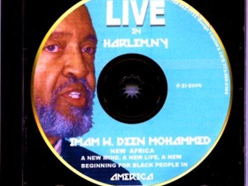 Live in Harlem, NY
