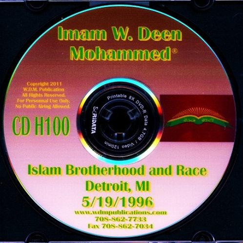 Islam, Brotherhood and Race
