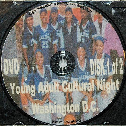 NYAA - Young Adult Cultural Night