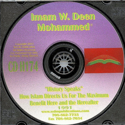 Islam Directs Us For The Maximum Benefit