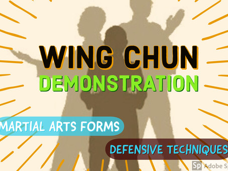 Wing Chun Demostration