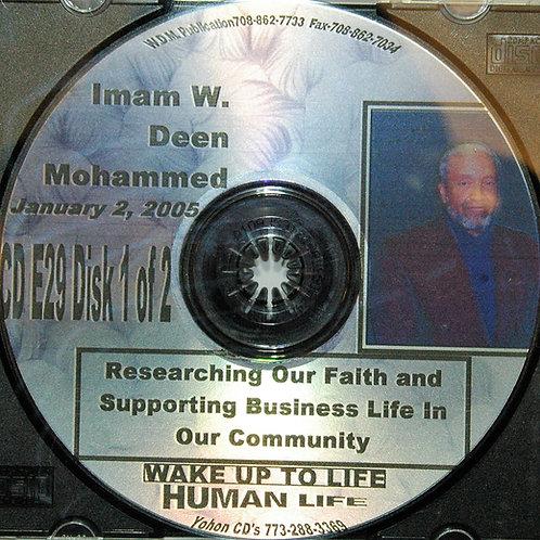Wake up to Life, Human Life