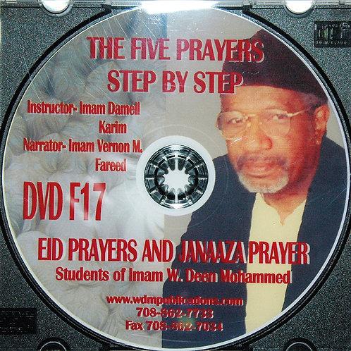 Steps of Prayer in Al-Islam