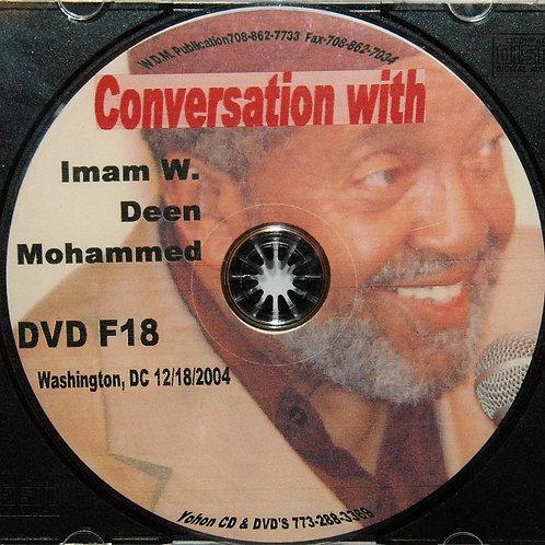 Conversations with Imam W. Deen Mohammed