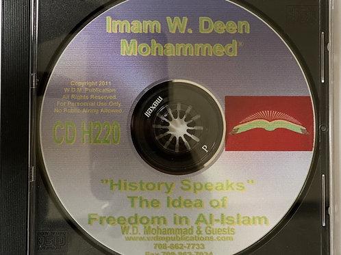 The Idea of Freedom in Al-Islam