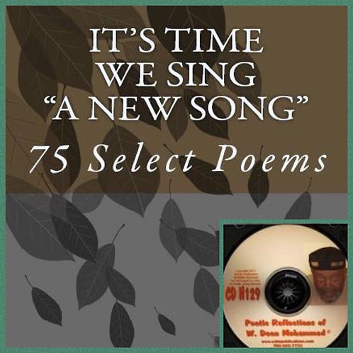 Poetic Collection Combo (Book-B62 and CD-H129)