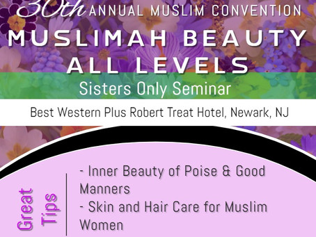 Muslimah Beauty All Levels!