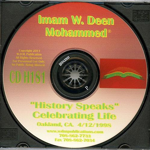 Celebrating Life