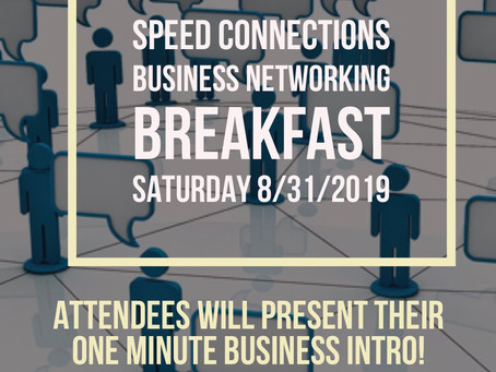New Africa Business Networking Breakfast