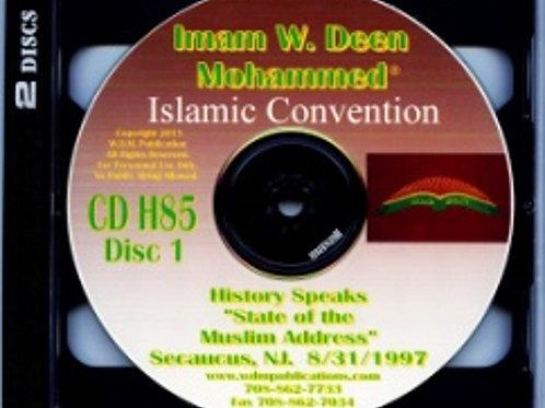 1997 State of the Muslim Address