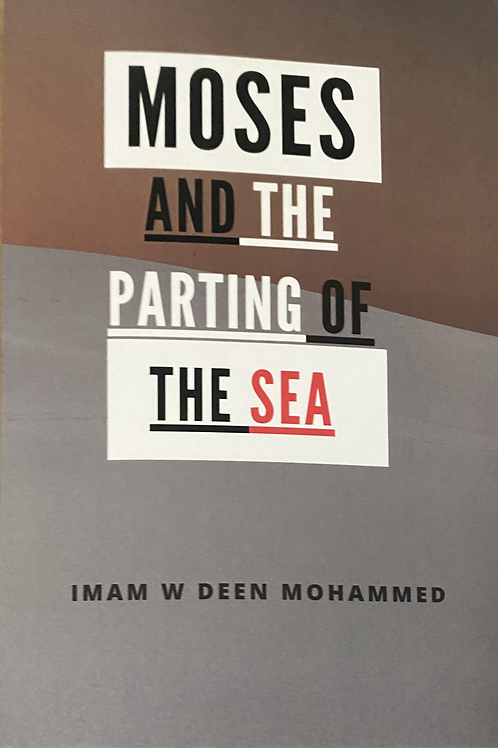 Moses and The Parting of The Sea