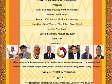 Halal Business Development Workshop