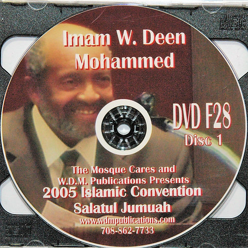 2005 Convention Jumuah
