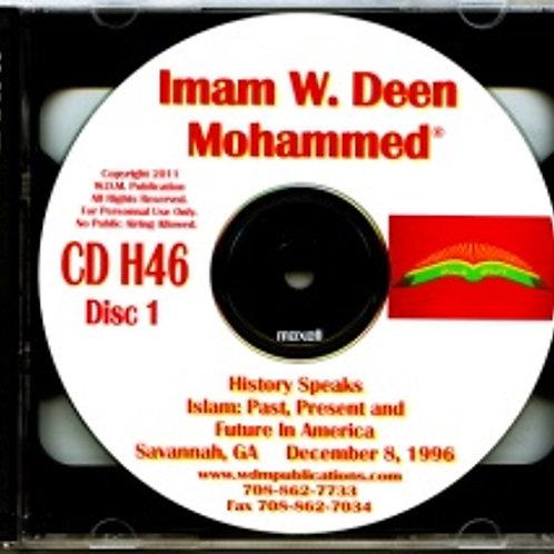 Islam: Past, Present and Future In America