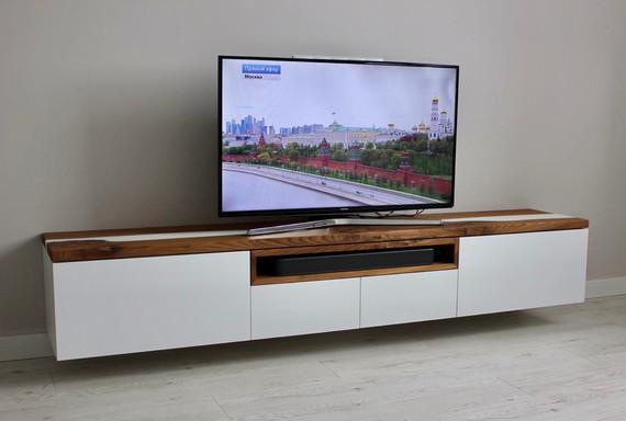 Подвесная TV тумба