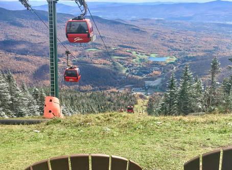 FALL GUIDE TO STOWE, VERMONT