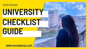 Practical tips for preparing for university 101: A checklist guide (Part 4)