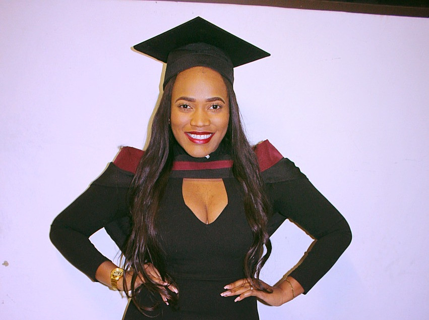 Mavis Graduation