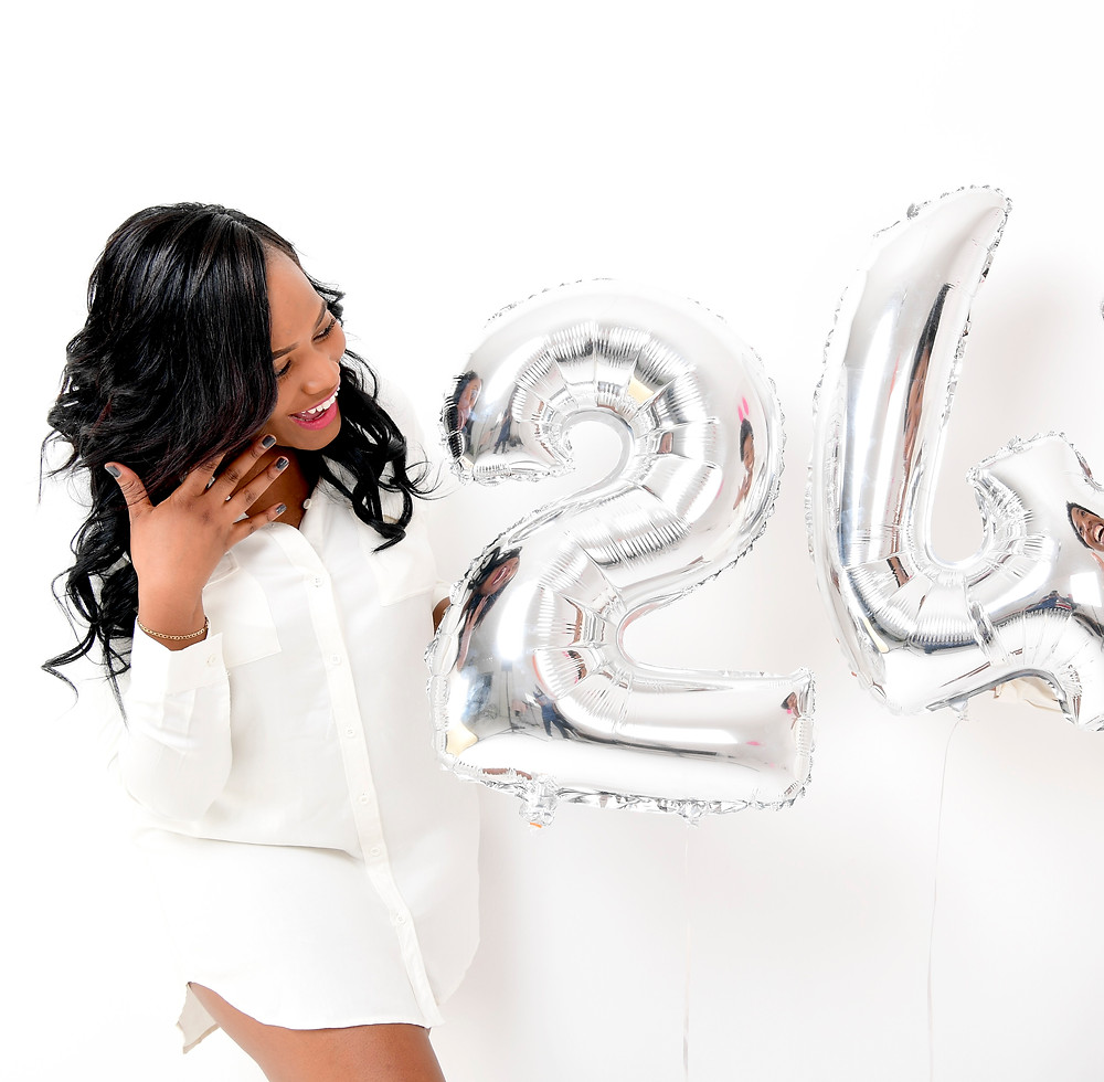 24th Birthday Shoot