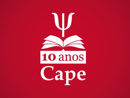 10 anos de CAPE