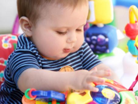 Qual o melhor brinquedo para uma criança?
