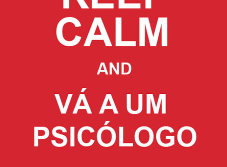 Feliz Dia do Psicólogo!