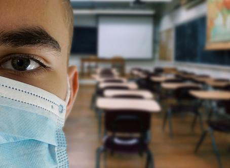 Volta às aulas e o Coronavírus