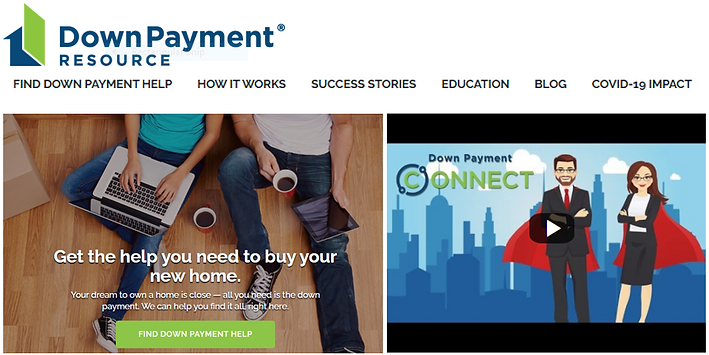 Downpayment resource.Downpayment Connect