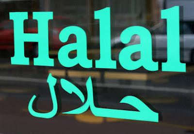 Халяль в мировом турне