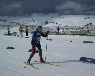 Lyall Skiing