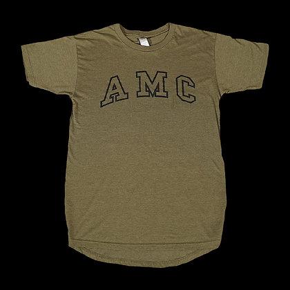 AMC Varsity Tee (green)