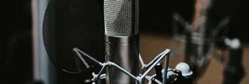 Vocal / Instrument Recording