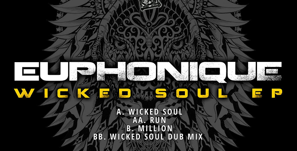 SW017 Euphonique - Wicked Soul EP