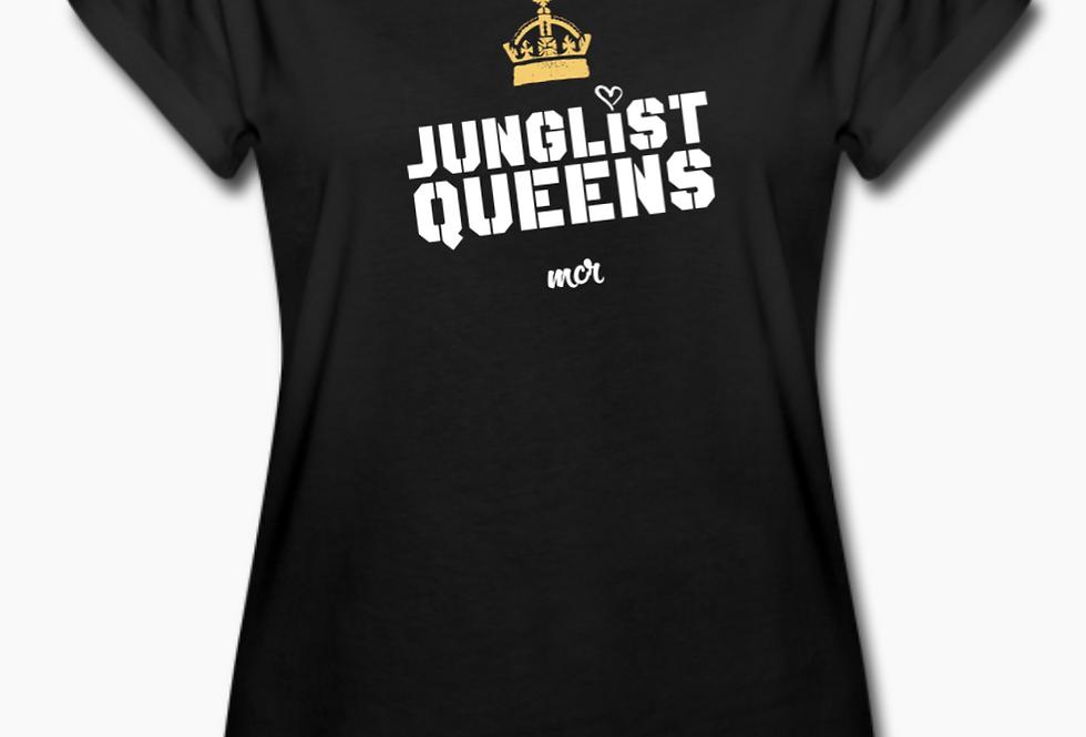 Subwoofah Junglist Queens Tee