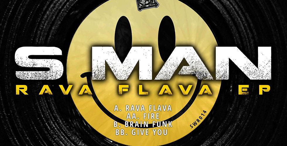 SW015 S Man - Rava Flava EP