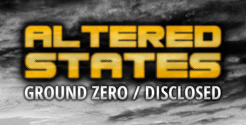 SW011 Altered States - Ground Zero