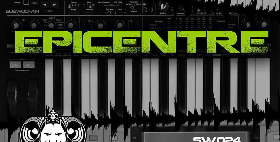 SW024 - Epicentre - Back From The Brink EP